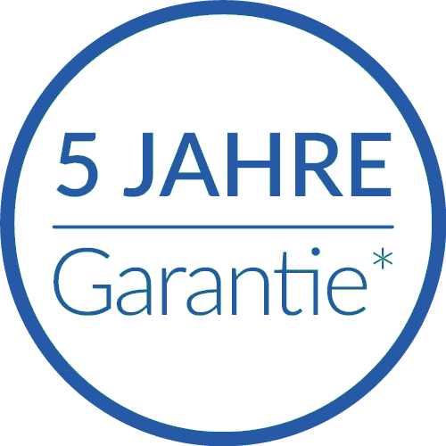 Garantie-Button
